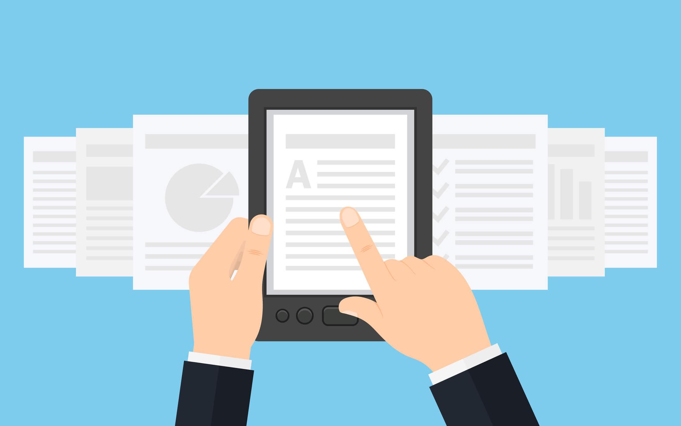 E-Book erstellen: Schritt-für-Schritt-Anleitung inkl. Vorlagen