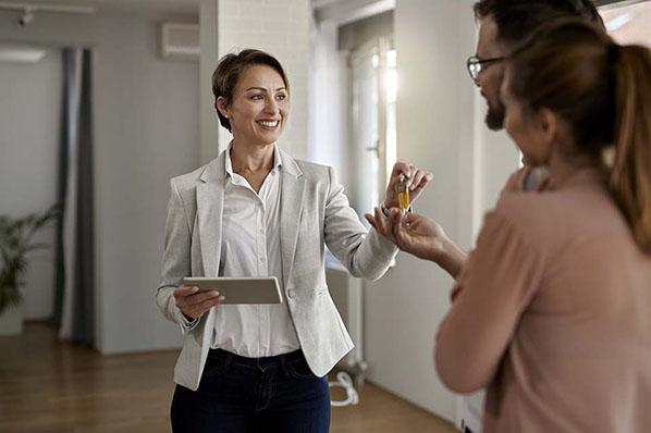 Immobilienvertrieb: In 4 Schritten zum Erfolg