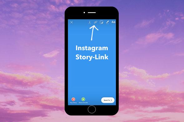 Instagram Story-Link: So geht's