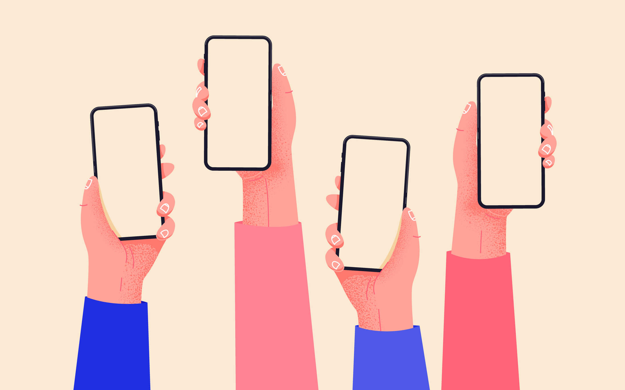 Instagram vs. Facebook: Wer macht das Rennen?