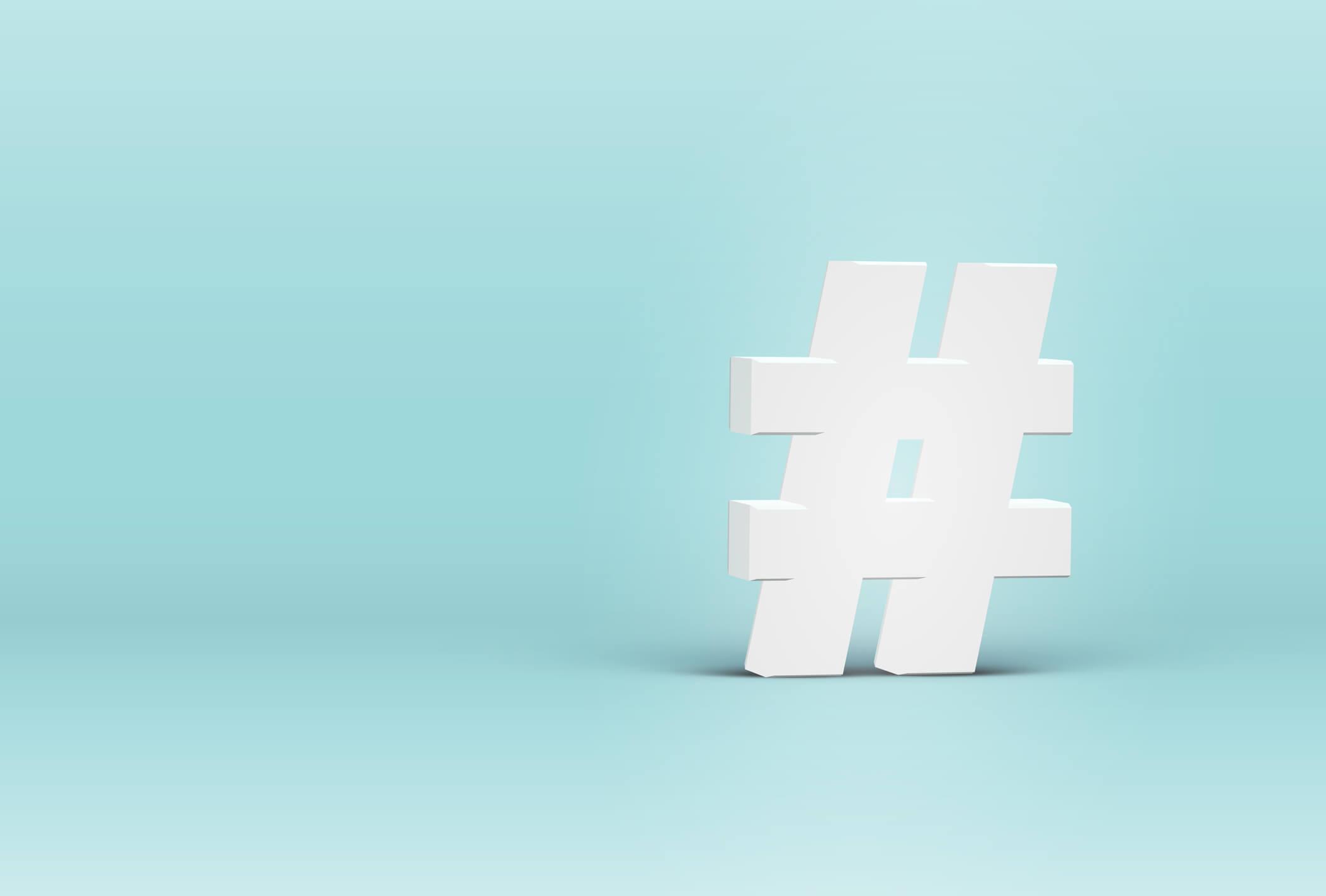 Wie funktionieren Hashtags auf LinkedIn?