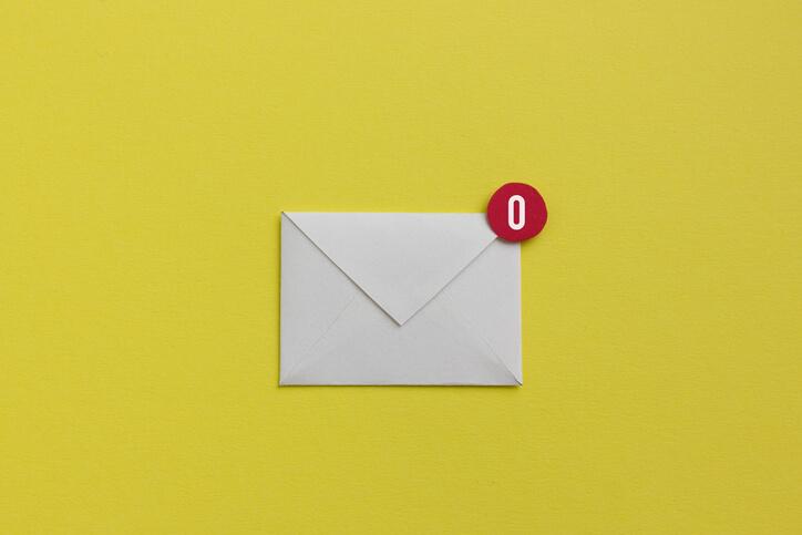 Inbox Zero: Mehr Übersicht in Ihrem Postfach!