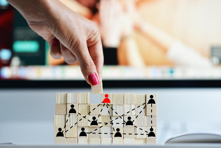 Organigramm einer Werbeagentur: So sind erfolgreiche Agenturen strukturiert