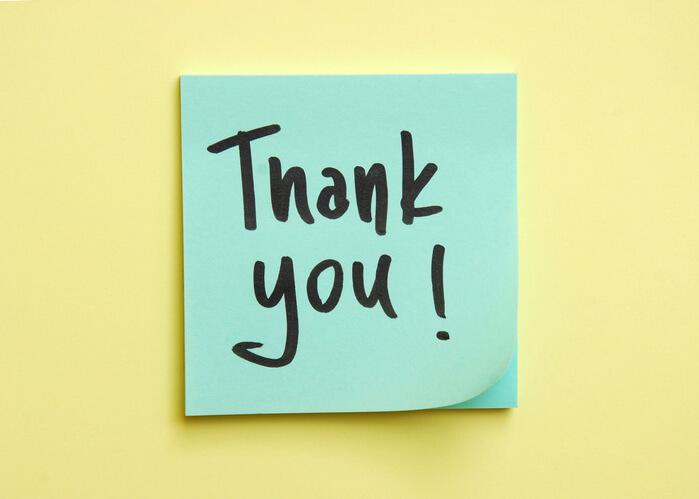 Thank You Page oder Dankesnachricht – was bringt mehr?
