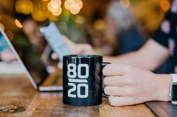 Was ist die 80-zu-20-Regel? So optimieren Sie Ihre Produktivität mit dem Pareto-Prinzip