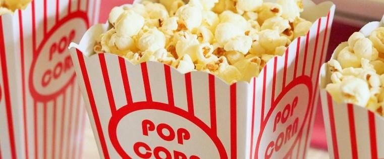 Popcorn zu den besten filmen und serien für marketer