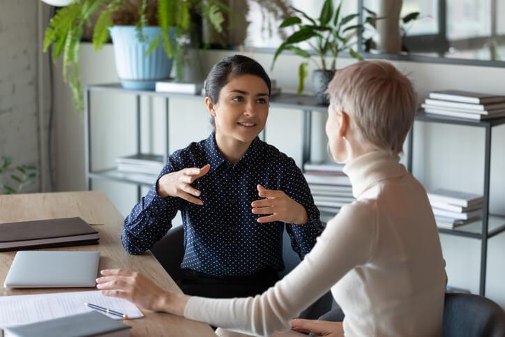 Was ist wichtig beim Kundenkontakt?