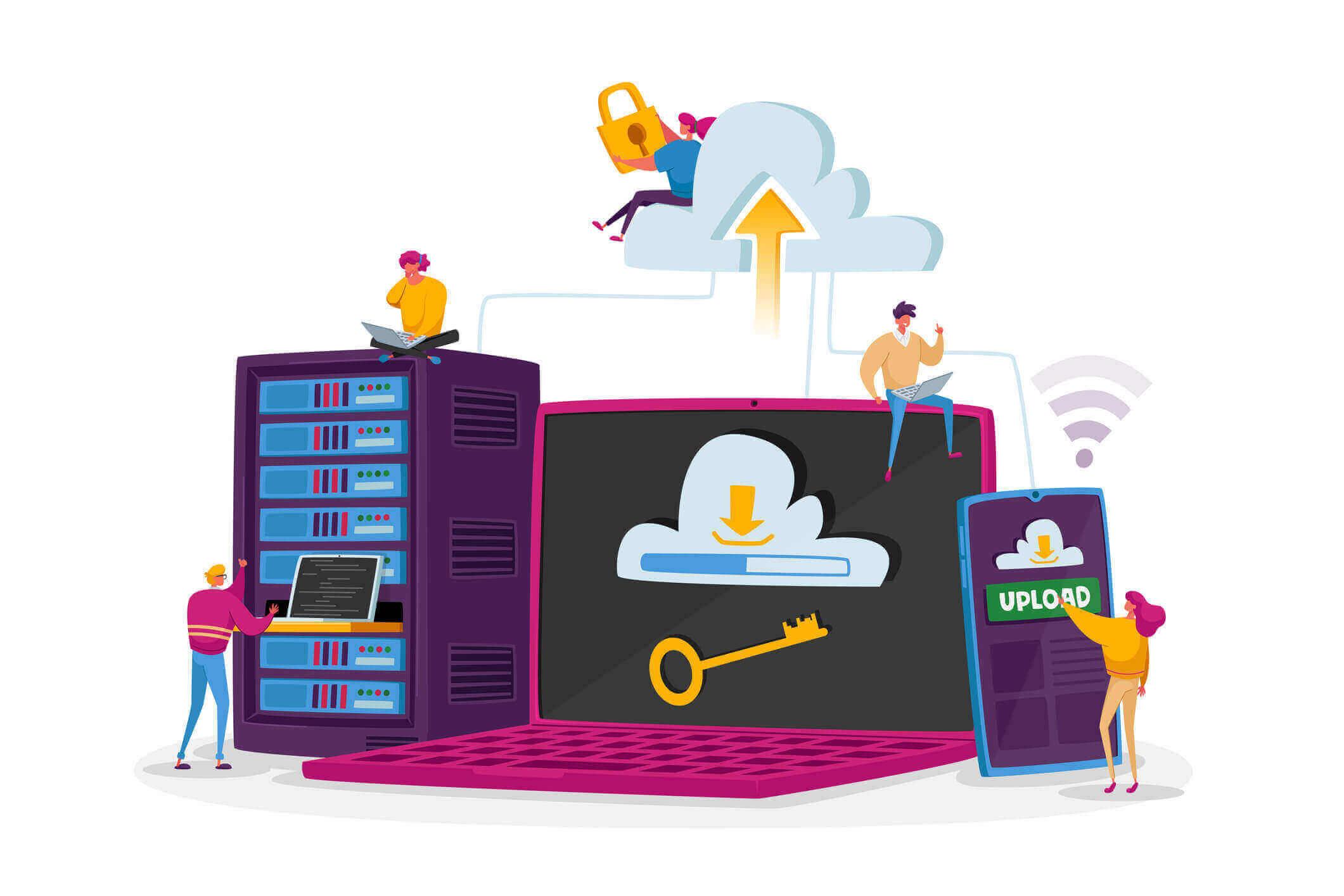 Webhosting: Die 7 besten Anbieter im Überblick