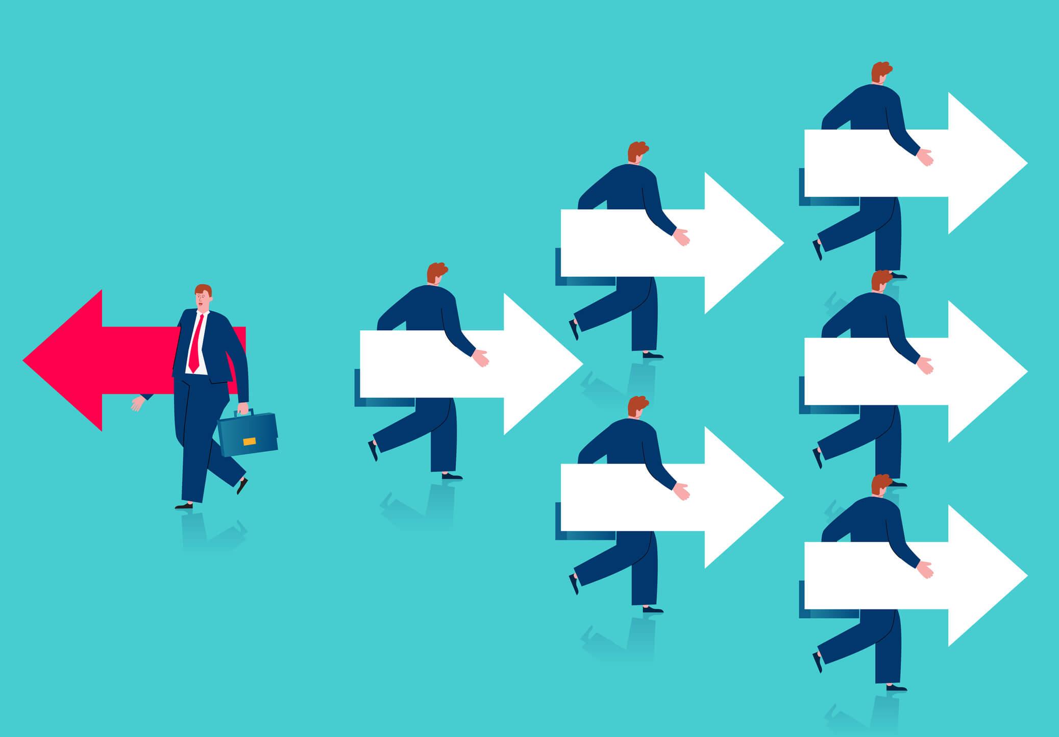 Strategische Wettbewerbsbeobachtung: Diese 6 Fehler sollten Sie vermeiden