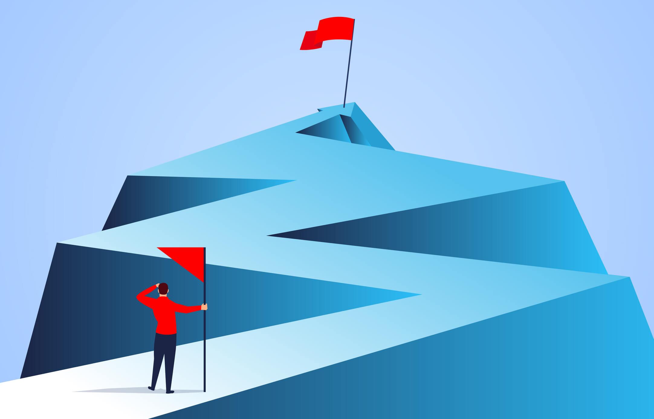 Von der Zielsetzung zur Zielerreichung: Strategien für Ihren Erfolg