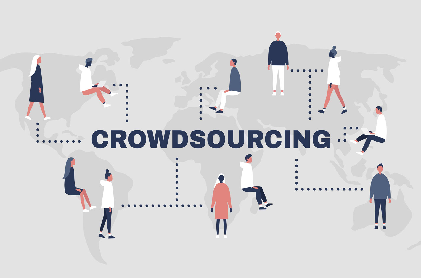 Intelligenz der Masse: So geht Crowdsourcing