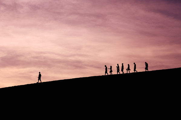 Erfolgreiche Mitarbeiterführung in Veränderungsprozessen