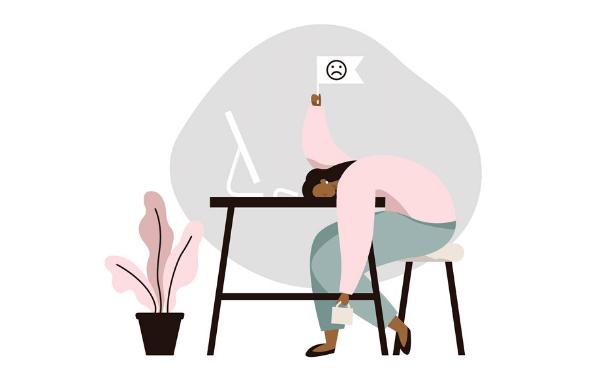 Leiden Sie an Burnout, ohne es zu wissen?
