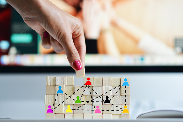 So erstellen Sie ein Organigramm für Ihr Unternehmen