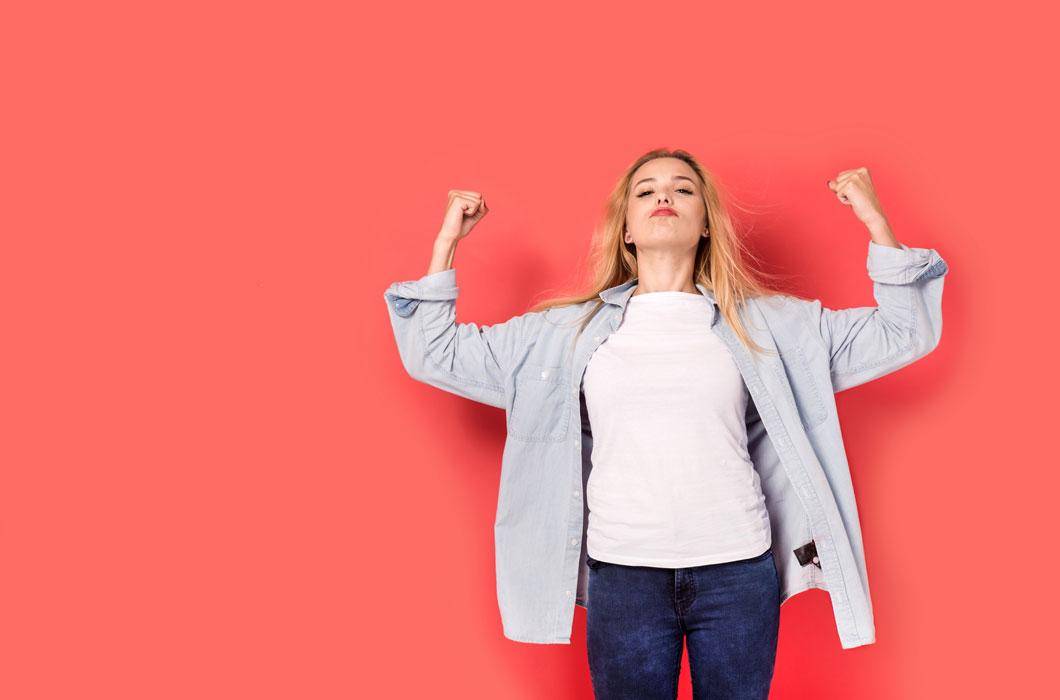 Power Posing: Hilft es für mehr Selbstsicherheit?