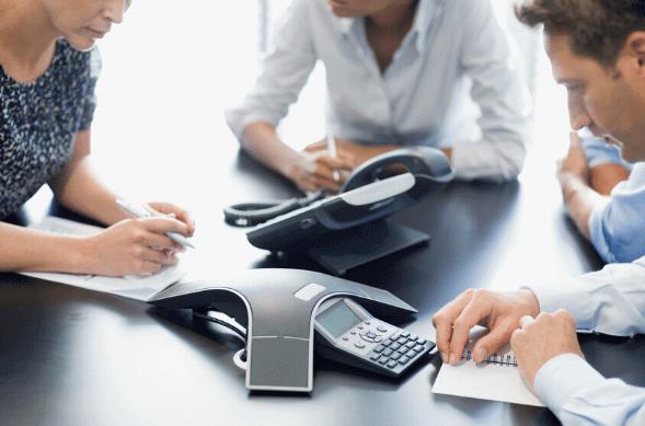 Checkliste: Telefonkonferenz richtig einrichten