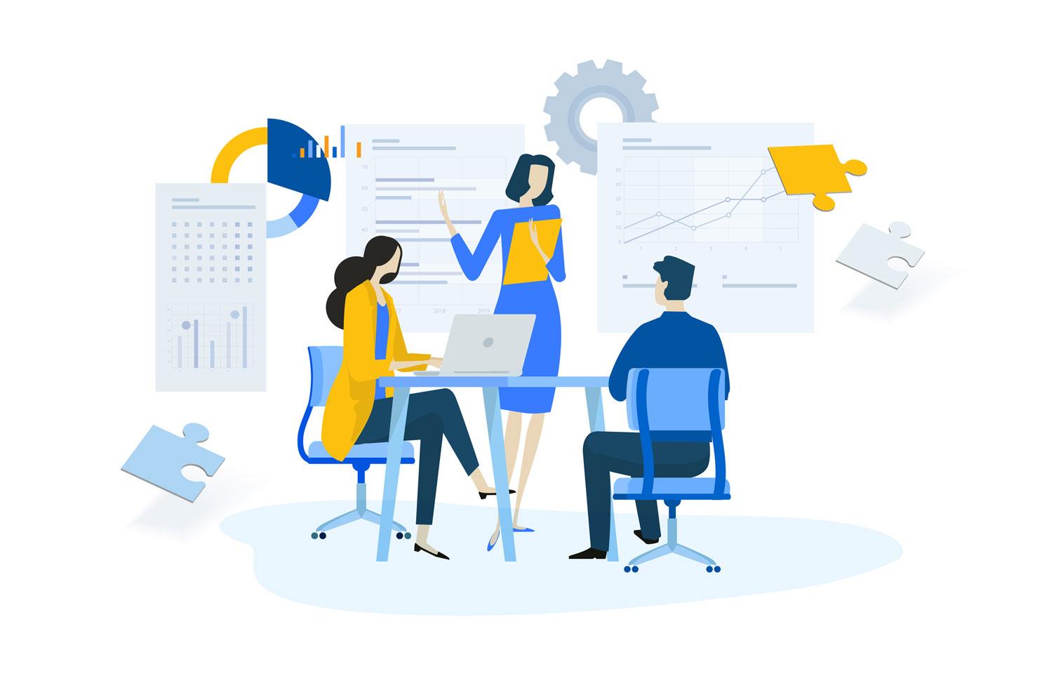 Vertriebsanalyse: Methoden & Beispiele