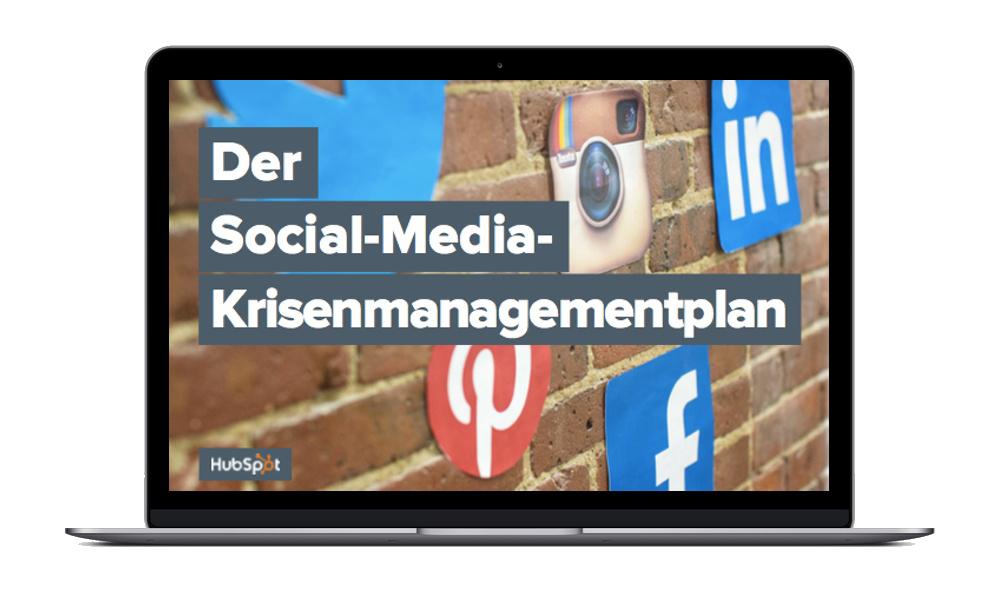 Das Kit für Social-Media-Krisen