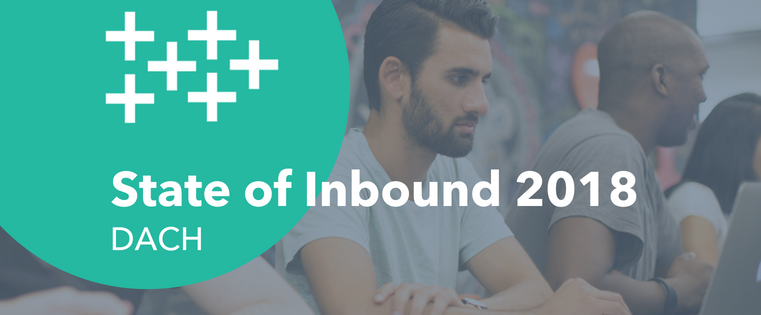 State of Inbound 2018: Herausforderungen in Vertrieb & Marketing