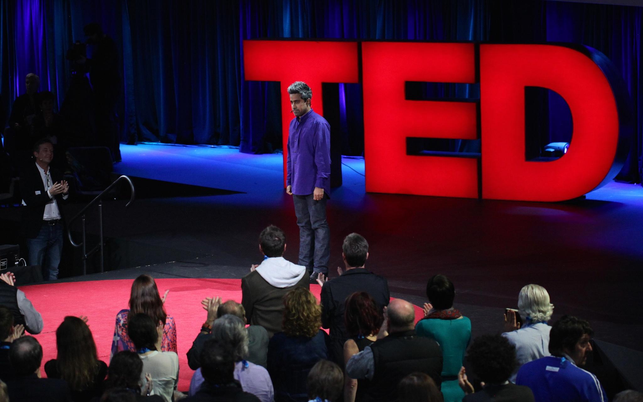 Was man von TED Talks als Format für sein Content-Marketing lernen kann