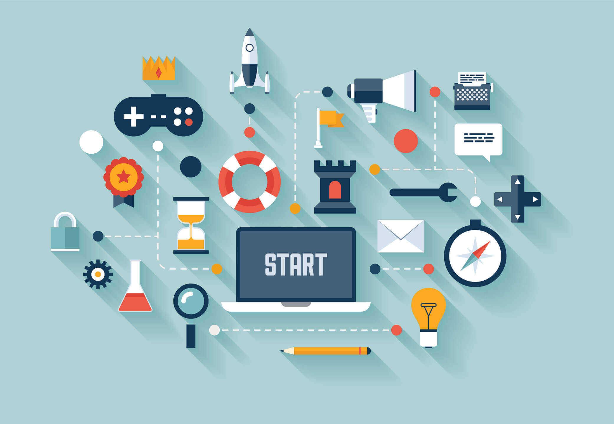 Gamification: Die schönsten Beispiele aus dem Online-Marketing