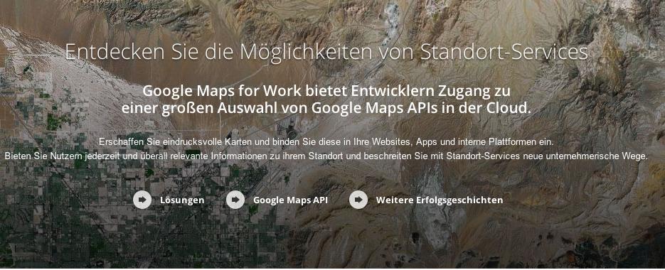 Deshalb sollten Sie den Google Map Maker für Ihr Unternehmen nutzen
