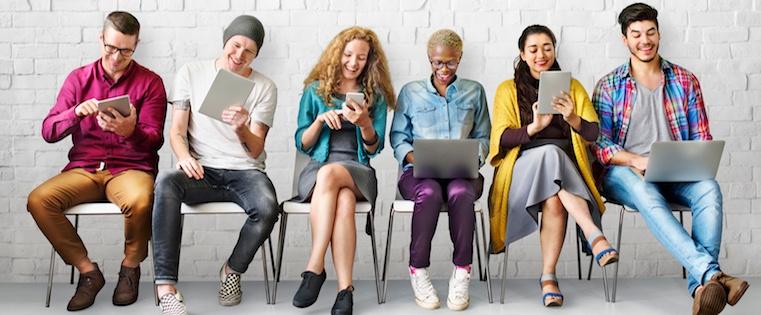 So erstellen Sie Social-Media-Buttons für die großen sozialen Netzwerke