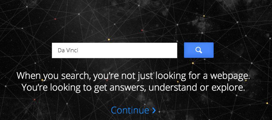 So entsteht der Google Knowledge Graph
