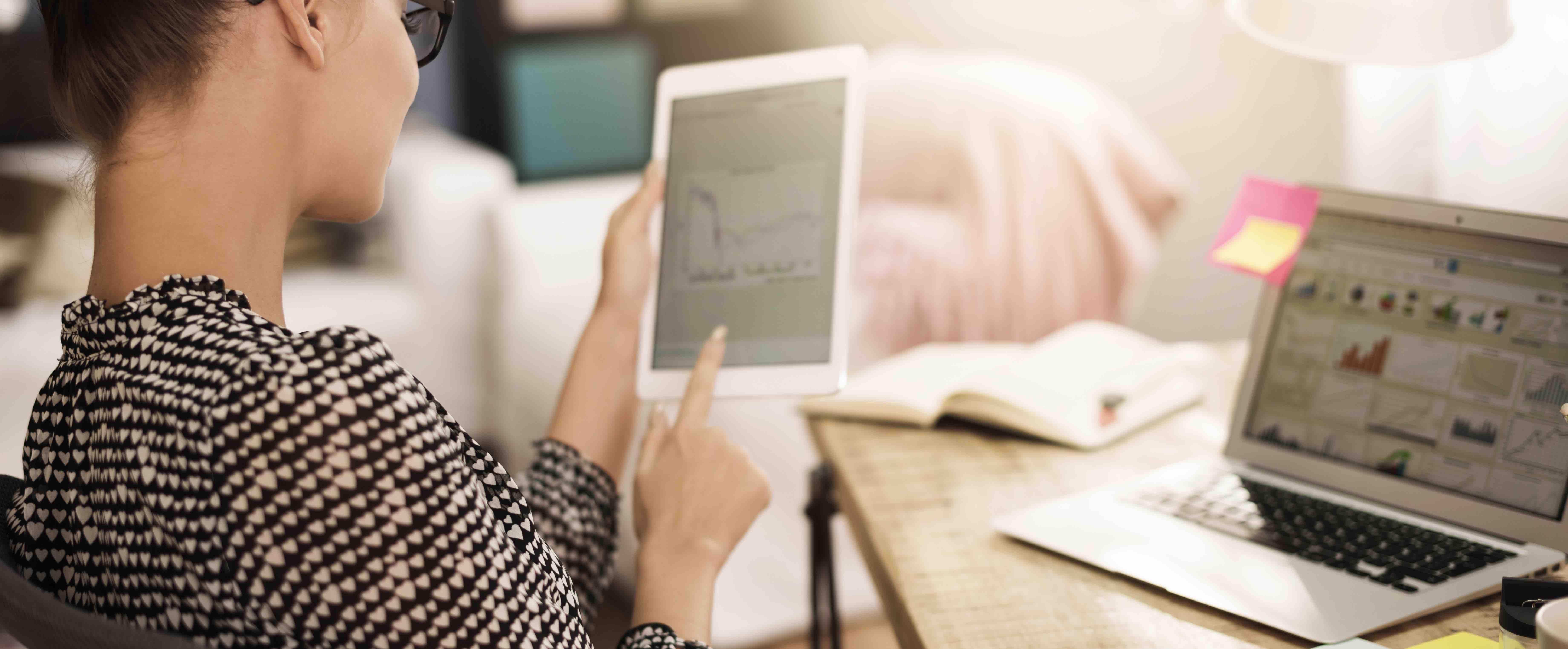 5 Tipps wie Sie Ihr Home-Office effektiver gestalten