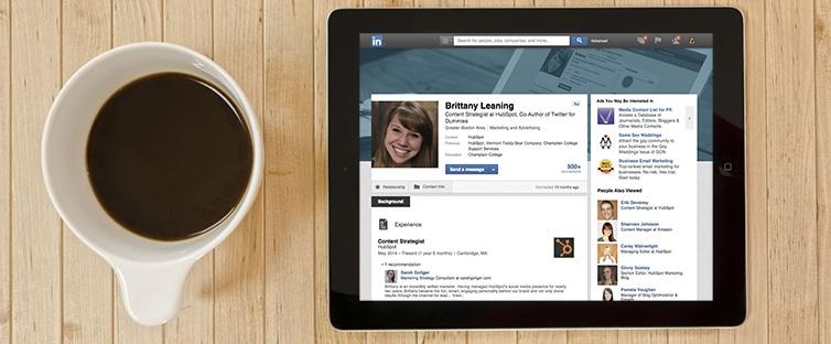 LinkedIn für das Content Marketing