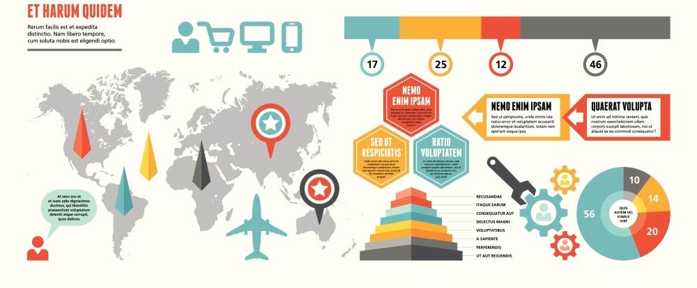 5 Online-Tools für professionelle Infografiken ohne Photoshop