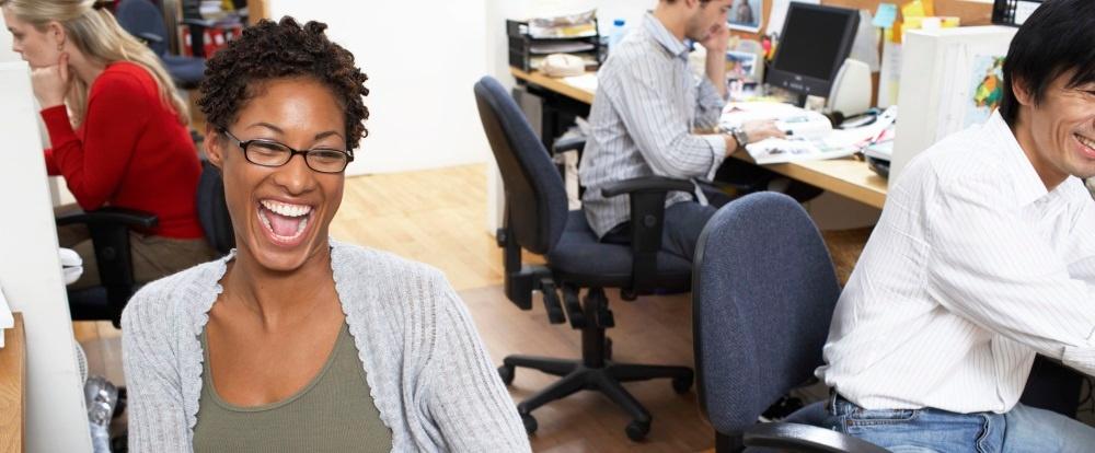 Spaß am Arbeitsplatz: 12 lustige Streiche fürs Büro