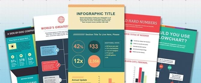 Wie man in unter einer Stunde eine Infografik erstellt (15 kostenlose Infografikvorlagen)