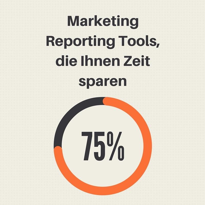 Mit Marketing-Report-Tools Zeit sparen und beeindrucken