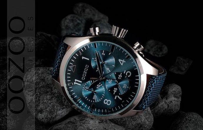 HubSpot: Armbanduhr Produktfoto aufgenommen mit iPhone 4S