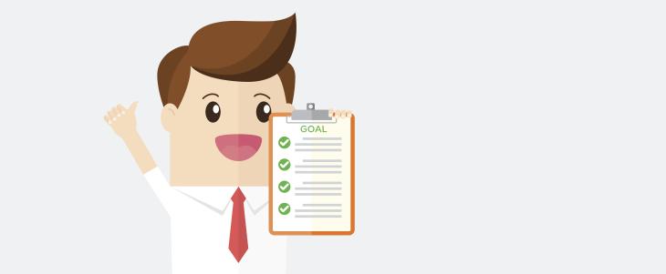 Wie Sie SMARTE Marketing-Ziele setzen [inkl. free Template]