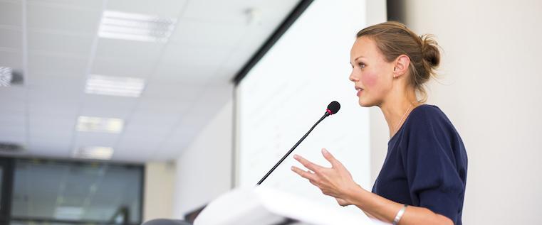Effektive Vorträge halten: Tipps und Tricks für einen gelungenen Auftritt