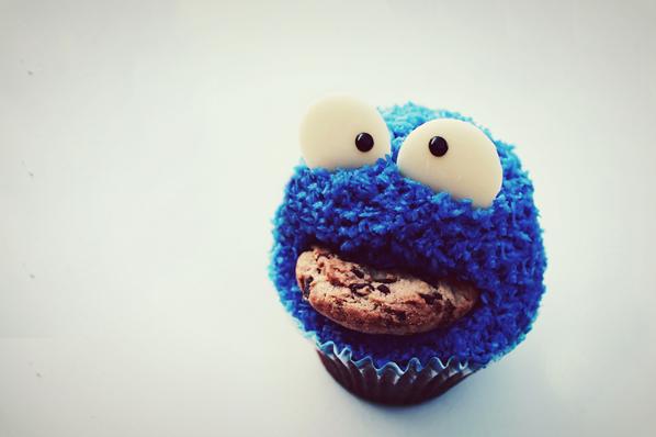 Der Cupcake Zeitfresser